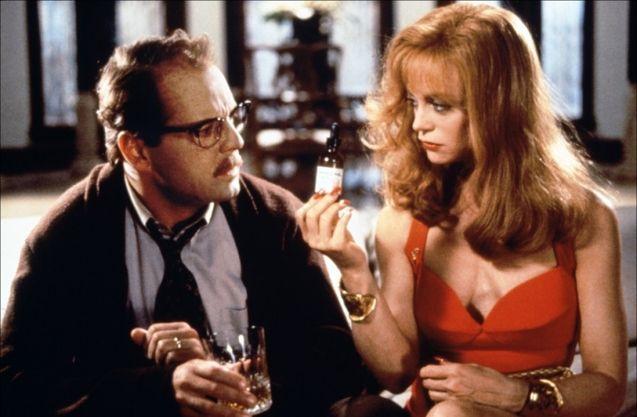 Photo Goldie Hawn, Bruce Willis