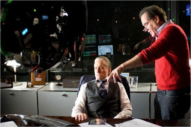 Photo Wall Street, Michael Douglas