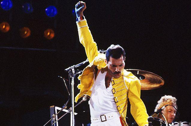 Photo Freddie Mercury