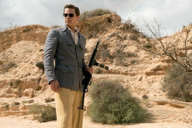 Photo Brad Pitt