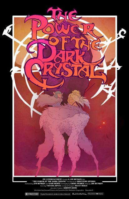 Dark Crystal 2 - Affiche