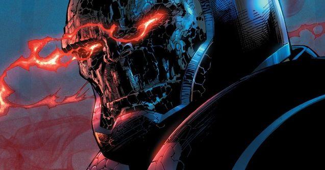 Photo Darkseid