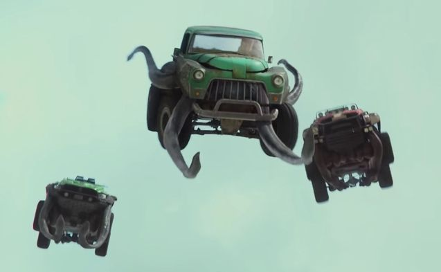 Photo Monster Trucks