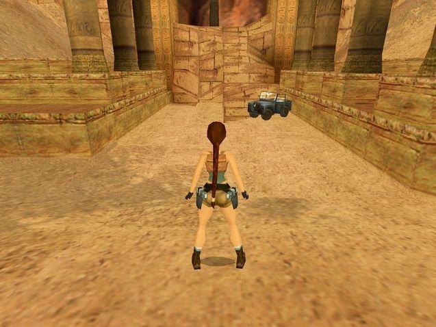 Tomb Raider 4 Lara Croft