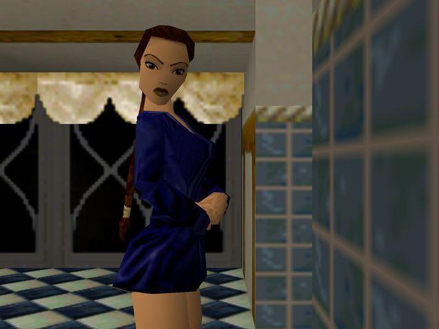 Tomb Raider II Lara Croft