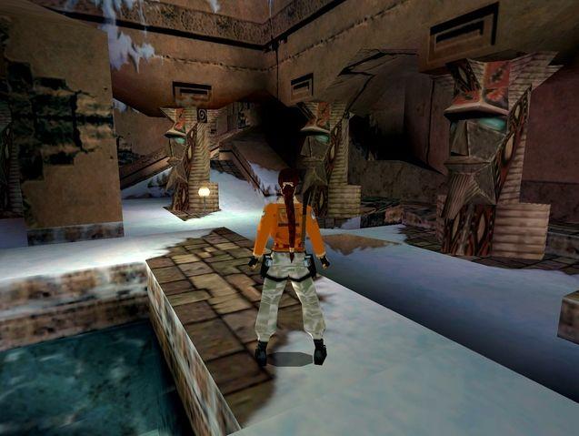 Tomb Raider III Lara Croft