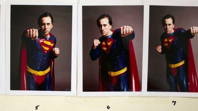 Photo Superman Lives