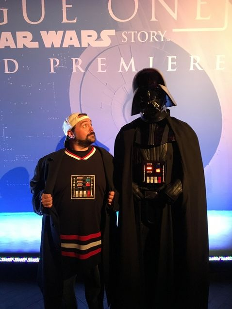 Photo Kevin Smith World Premiere
