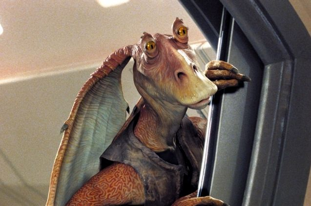 Photo Jar Jar Binks