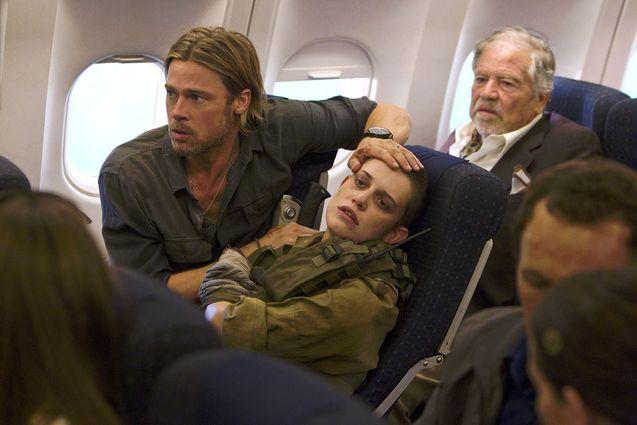 Photo Brad Pitt, Daniella Kertesz