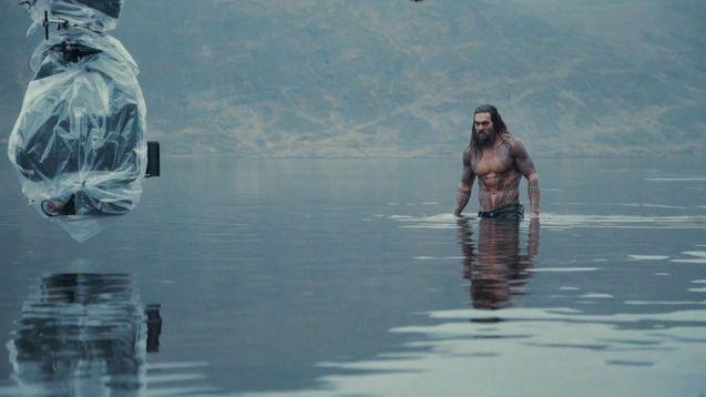 Photo tournage JAson momoa