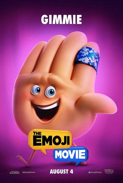Affiche Emoji