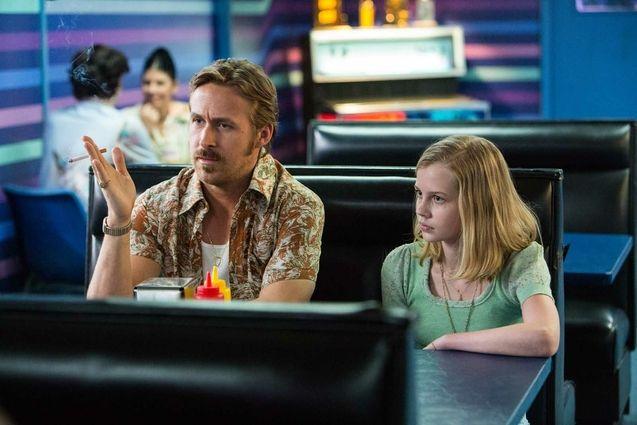 Photo Ryan Gosling, Angourie Rice
