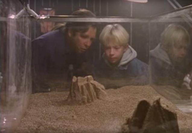 Episode Au Royaume des sables