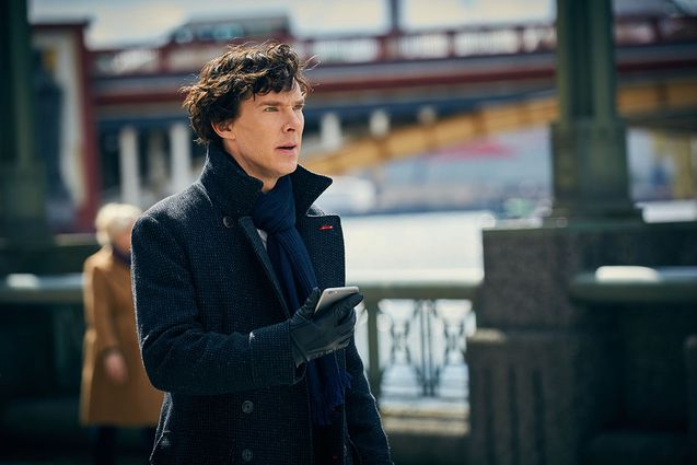 Photo Sherlock Saison 4 Episode 1