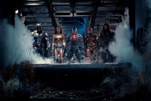 Photo Justice League