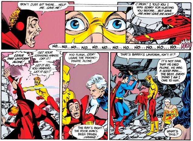 Photo Crisis on Infinite Earths (comics)