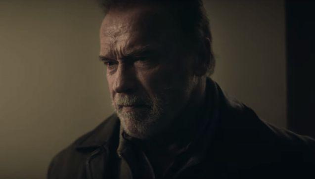 Arnold schwarzenegger trailer