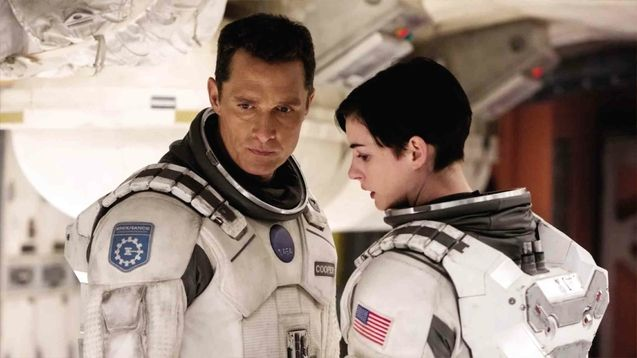 Matthew McConaughey Anne Hathaway