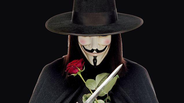 Photo V pour Vendetta