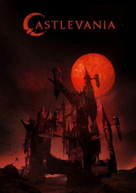 Photo Affiche Castlevania