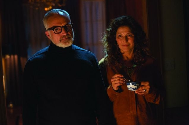 Photo Catherine Keener, Bradley Whitford