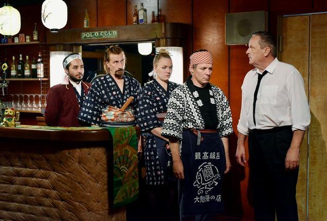 Photo Ilkka Koivula, Janne Hyytiäinen, Nuppu Koivu, Sakari Kuosmanen, Sherwan Haji