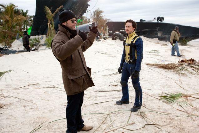 Photo X-Men, James McAvoy