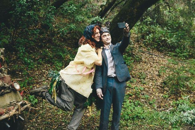 Photo Daniel Radcliffe, Paul Dano