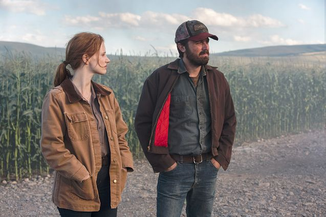 Photo Casey Affleck, Jessica Chastain