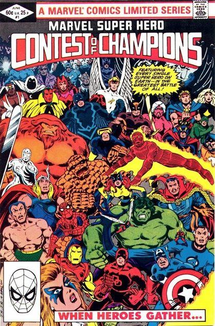 Comics : Le Tournoi des Champions (couverture)