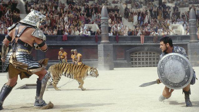 Photo Gladiator