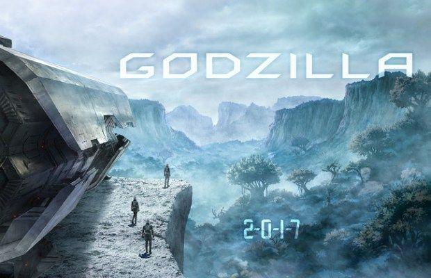 Photo Anime Godzilla