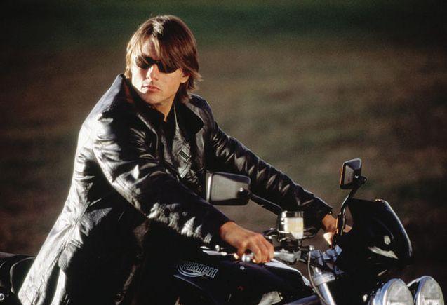 Tom Cruise cascade