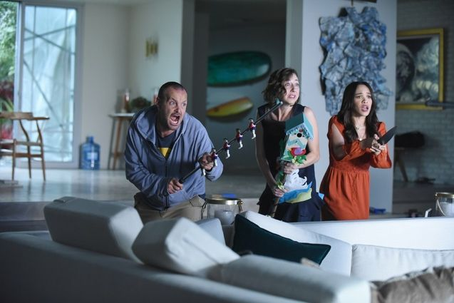 Photo Will Forte, Cleopatra Coleman