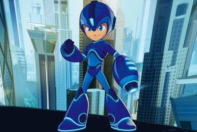 Photo Mega Man
