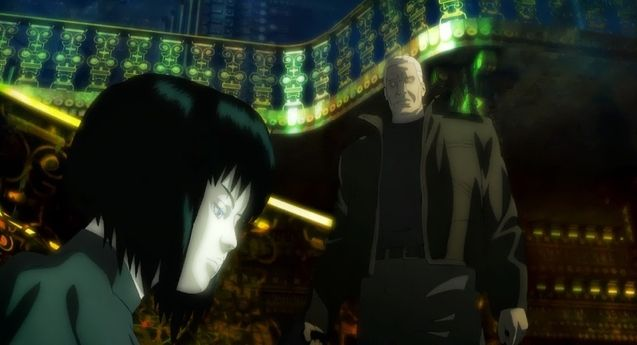 Photo Ghost in the Shell Innocence