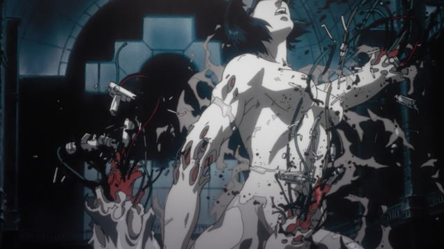 Photo Ghost in the Shell