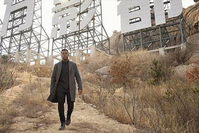 Photo John Boyega
