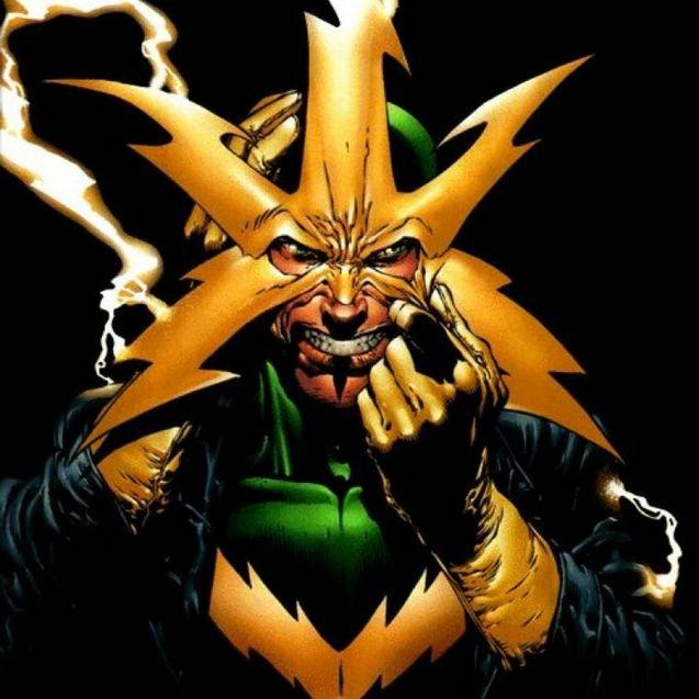 Comics : Electro