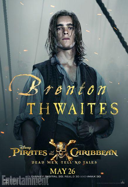 Affiche Brenton Thwaites