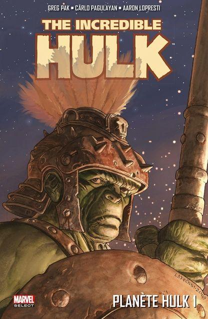 Comics Planet Hulk
