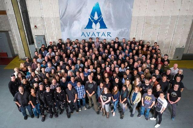 Photo équipe Avatar 2