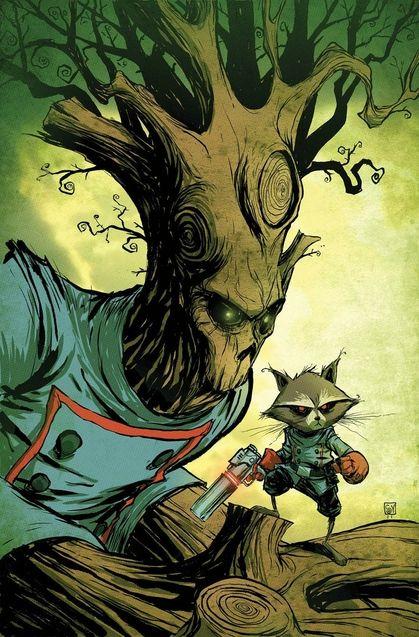 Comics Groot