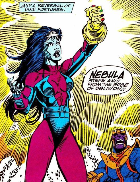 Comics Nebula