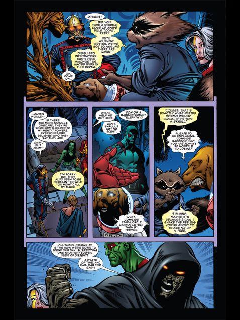 Comics Rocket Racoon