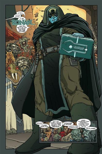 Comics Ronan
