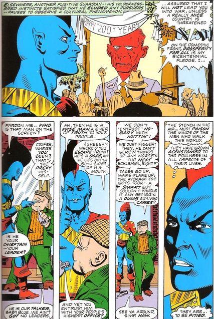 Comics Yondu
