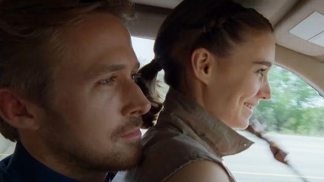 rooney mara Ryan Gosling