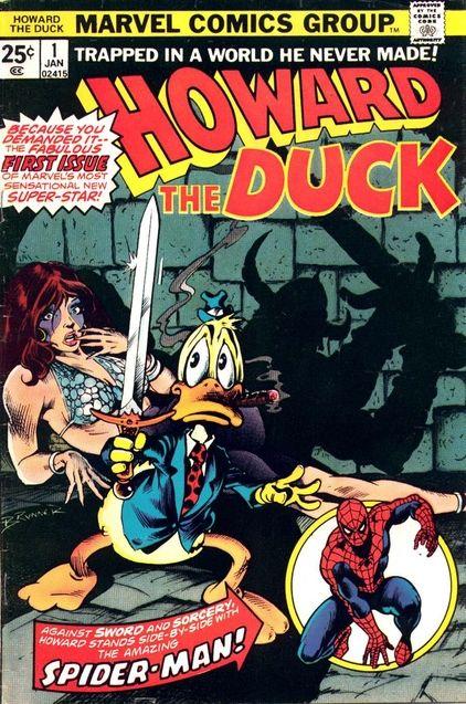 Comics Howard le Canard